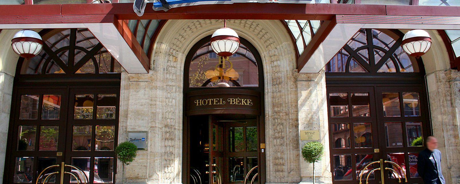 Hotel Radisson Sas Beke
