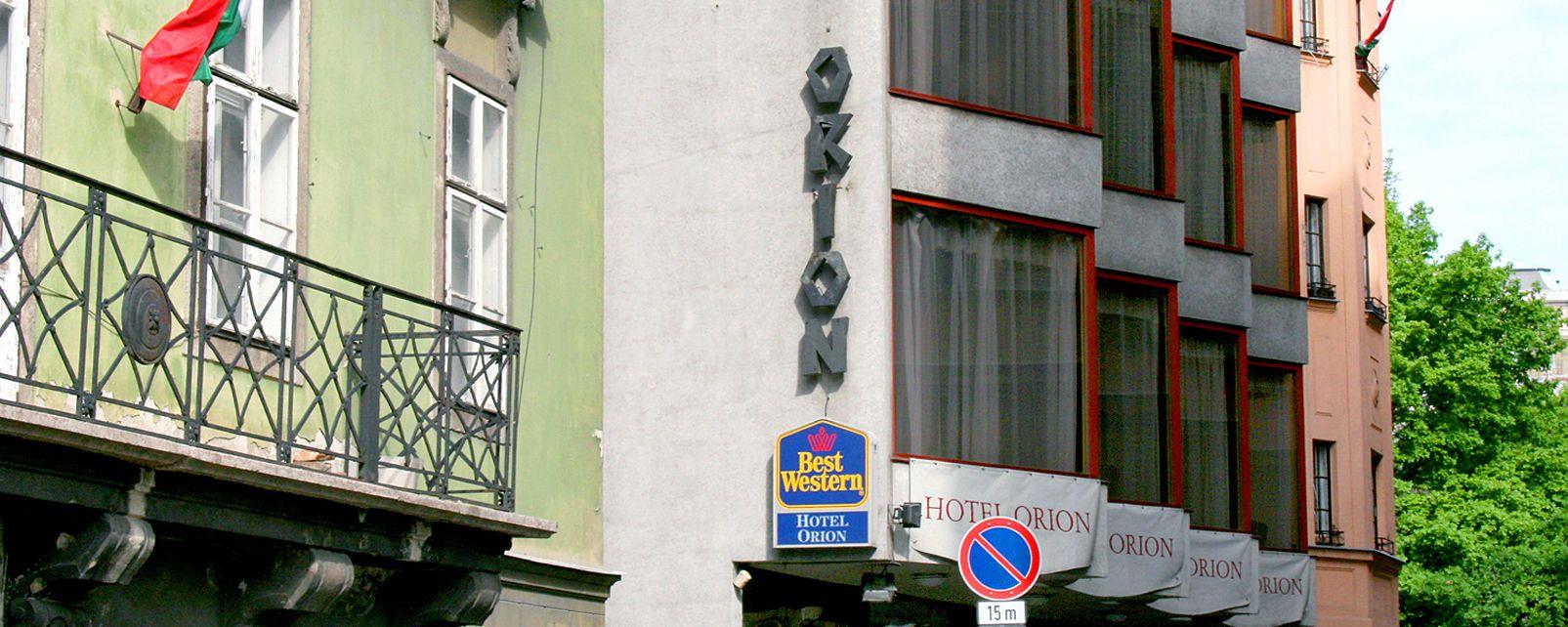 Hotel Best Western Orion
