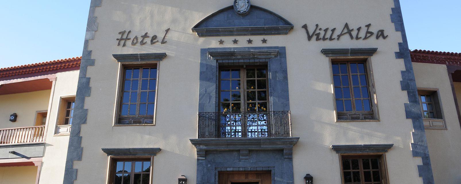 Hotel Villalba Spa