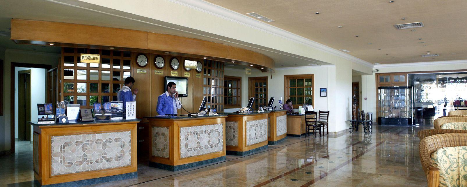 Hotel Taba Paradise Resort
