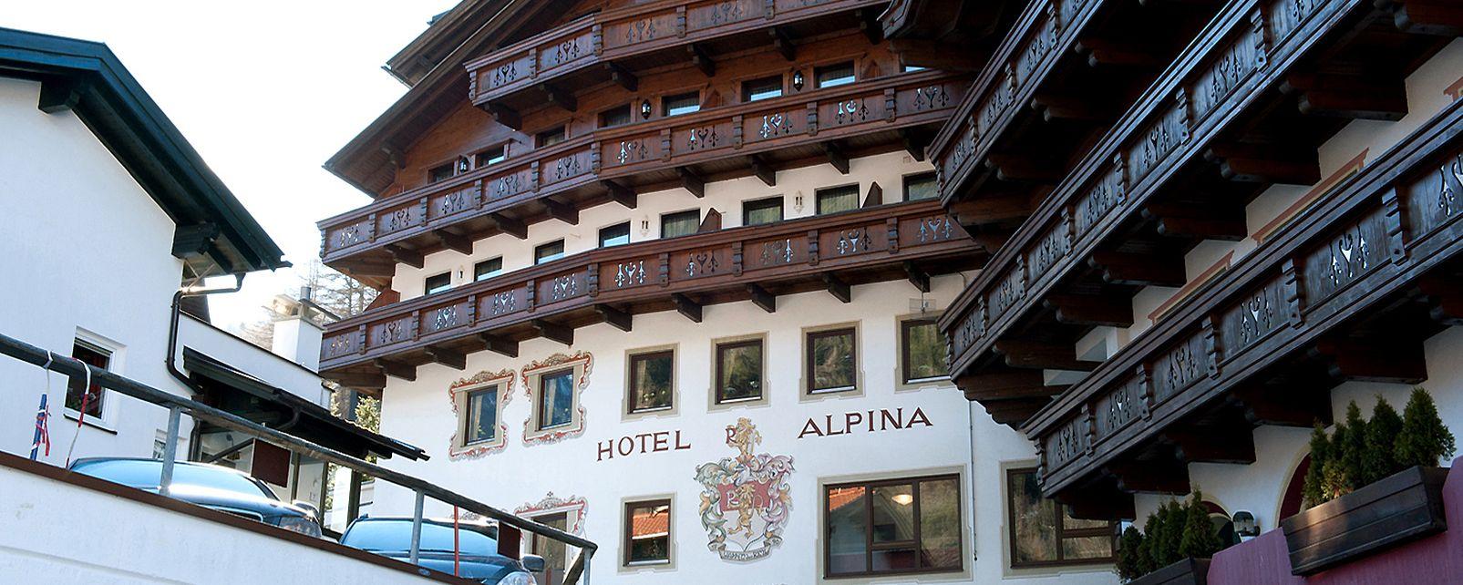 Hotel Alpina Soelden