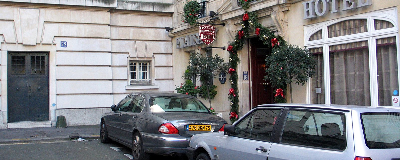 Hotel Henri IV Hotel Residence Paris