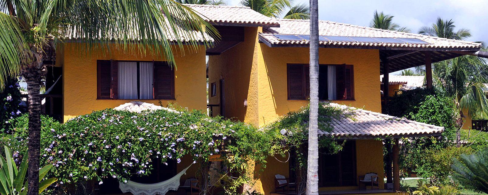 Hôtel Pousada Villa Dos Corais