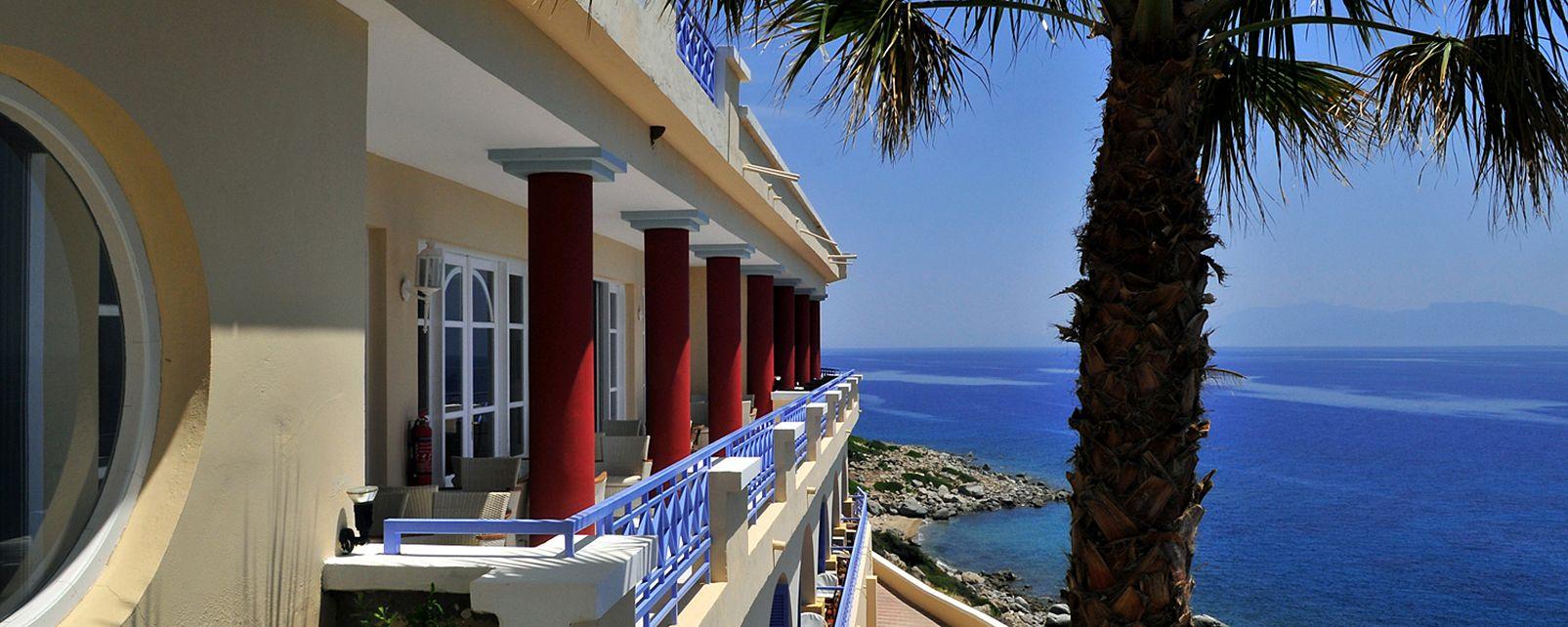 Hôtel Mitsis Summer Palace