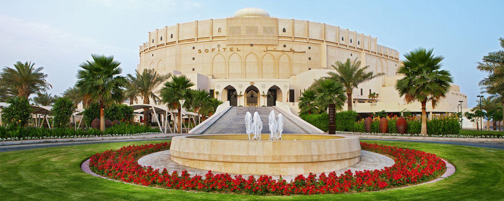 Hôtel Sofitel Bahrain Zallaq Thalassa Sea and Spa