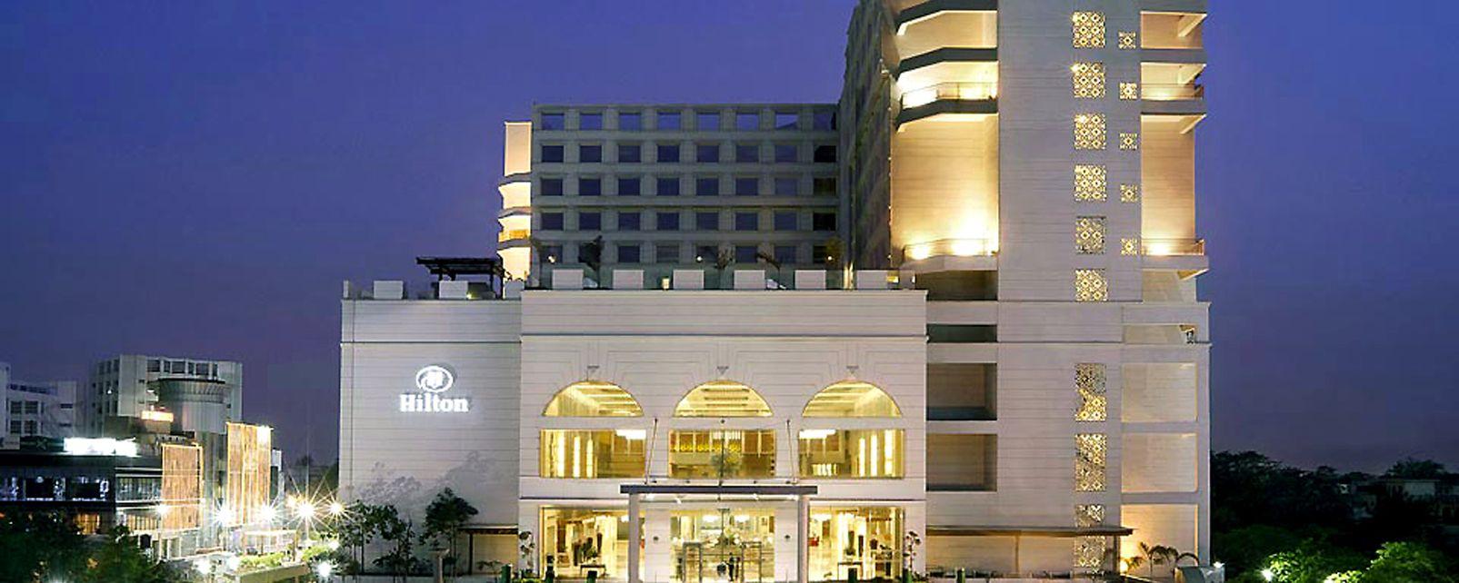 Hôtel Hilton New Delhi Janakpuri