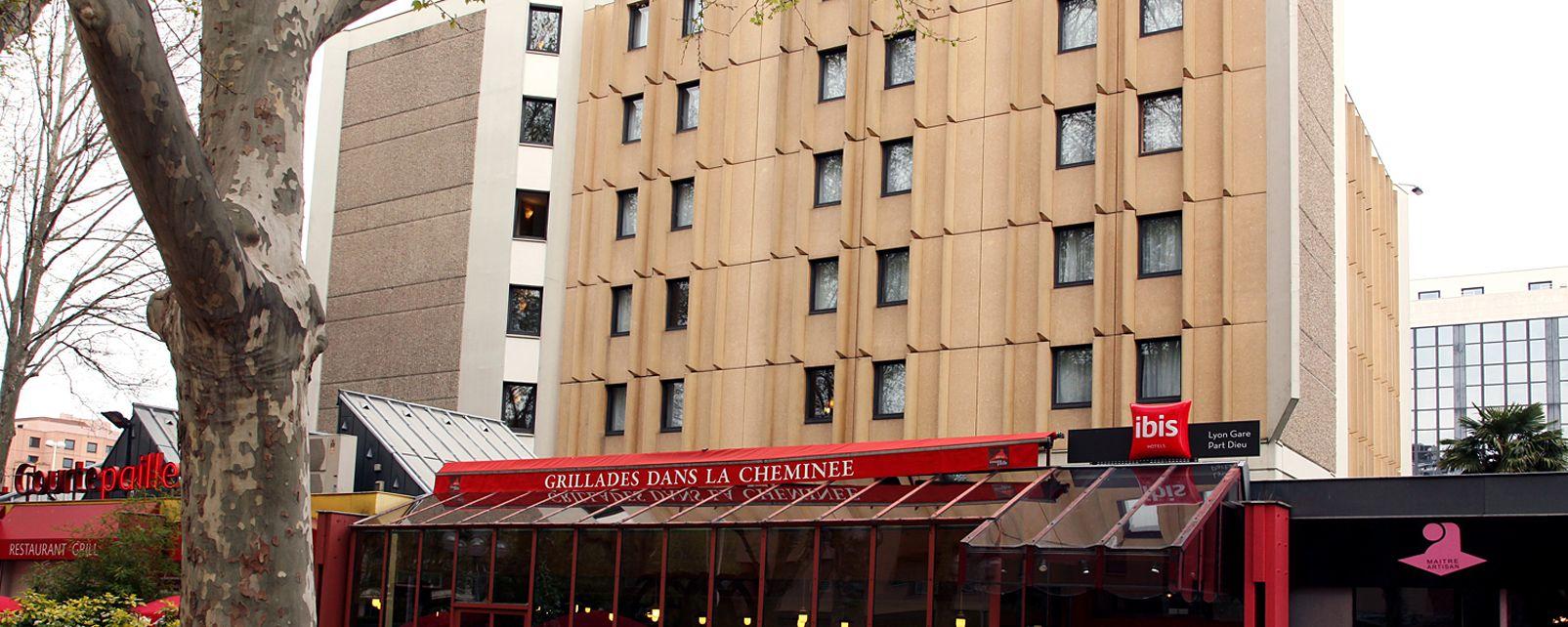 Hotels Economiques Lyon
