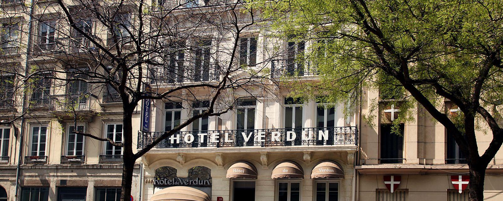 Hôtel Best Western De Verdun