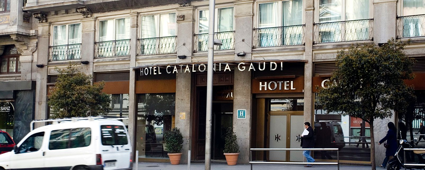 Hotel Catalonia Gaud In Madrid Spain