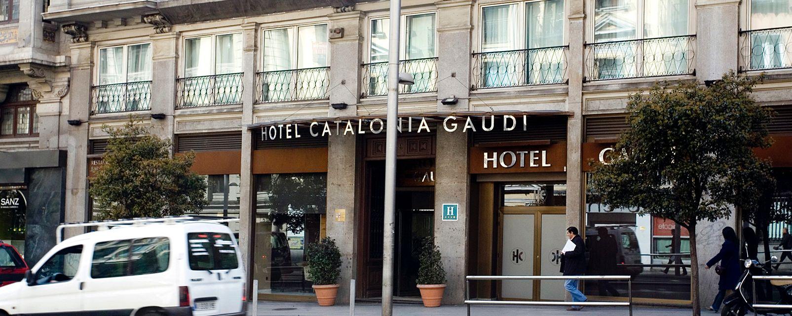 Hotel Catalonia Gaudí