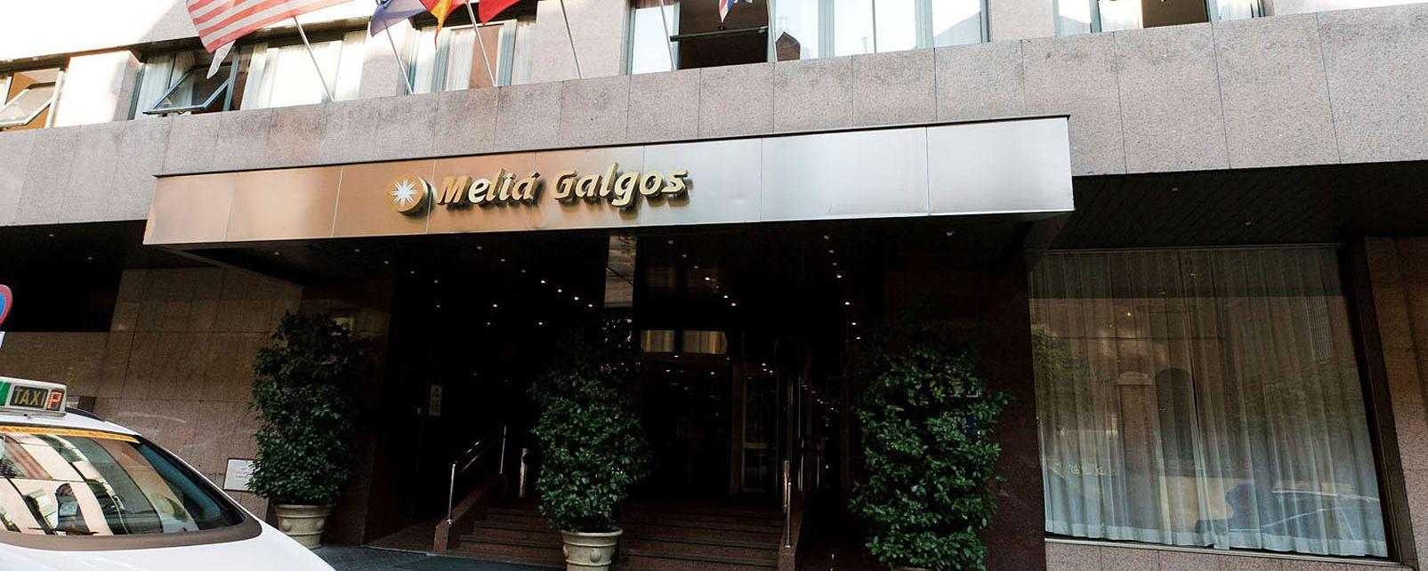 Hotel Melia Galgos