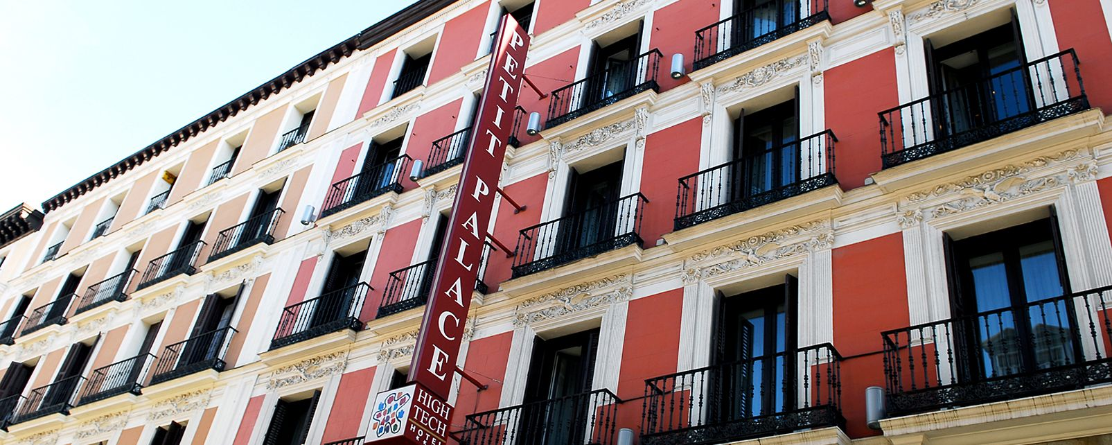 Hotel petit palace arenal madrid for Hotel calle arenal madrid