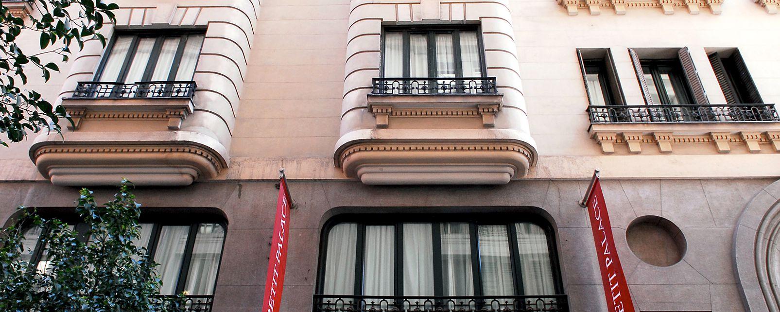 Hotel Petit Palace Italia Triball