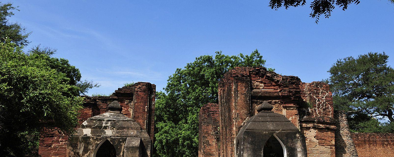 Hôtel Bagan Thande