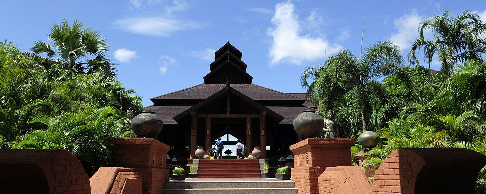 Hôtel Aureum Palace Bagan