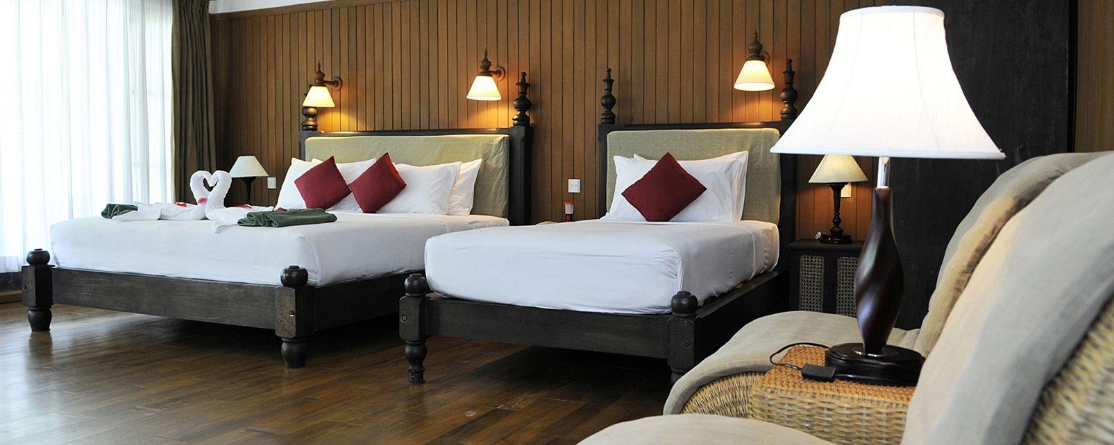Hôtel Thande Beach Nagpali