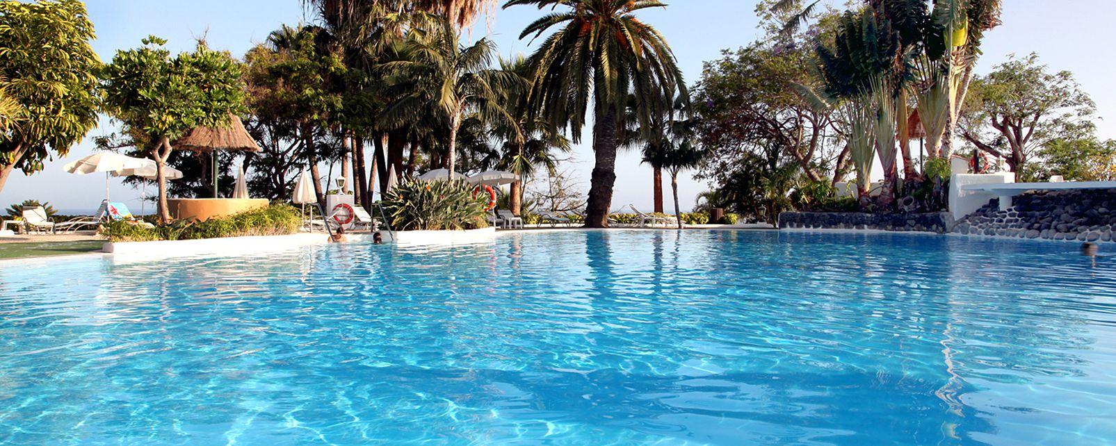 Hotel Jardin Tecina Playa De Santiago