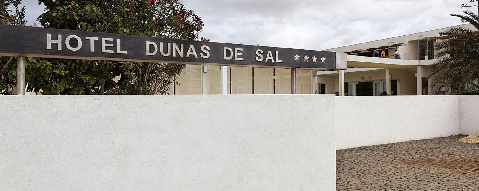 Hôtel Dunas De Sal