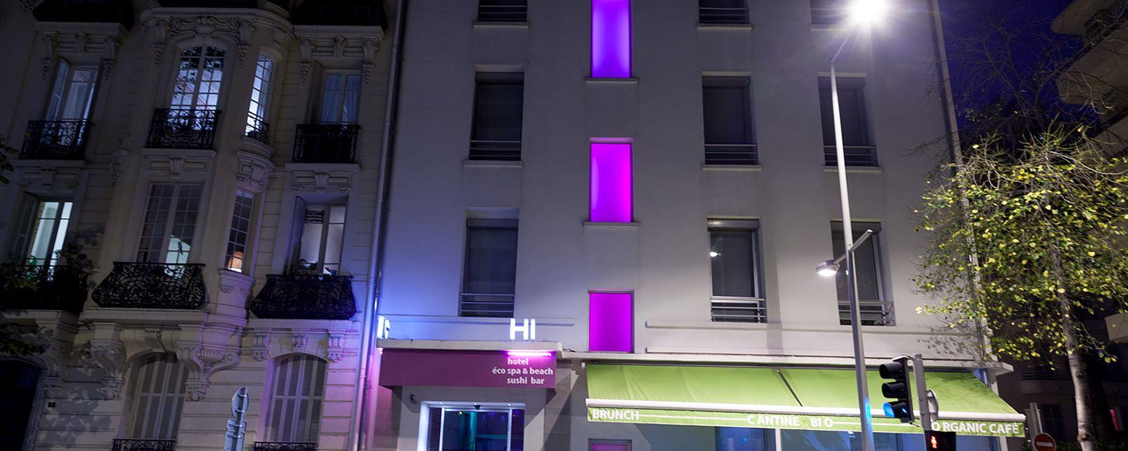Hôtel Hi Hôtel
