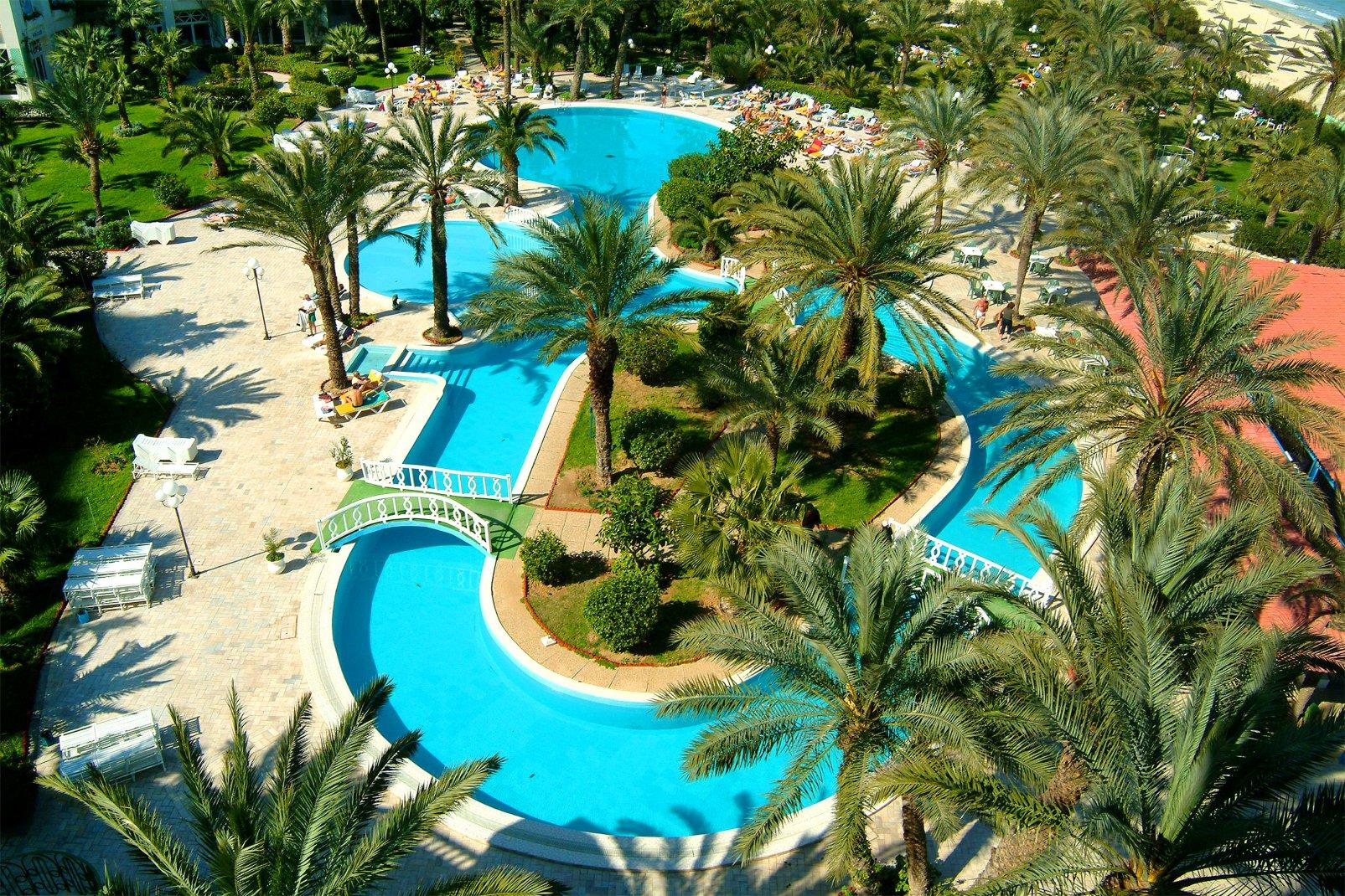 Hôtel Riadh Palms 4* - 1
