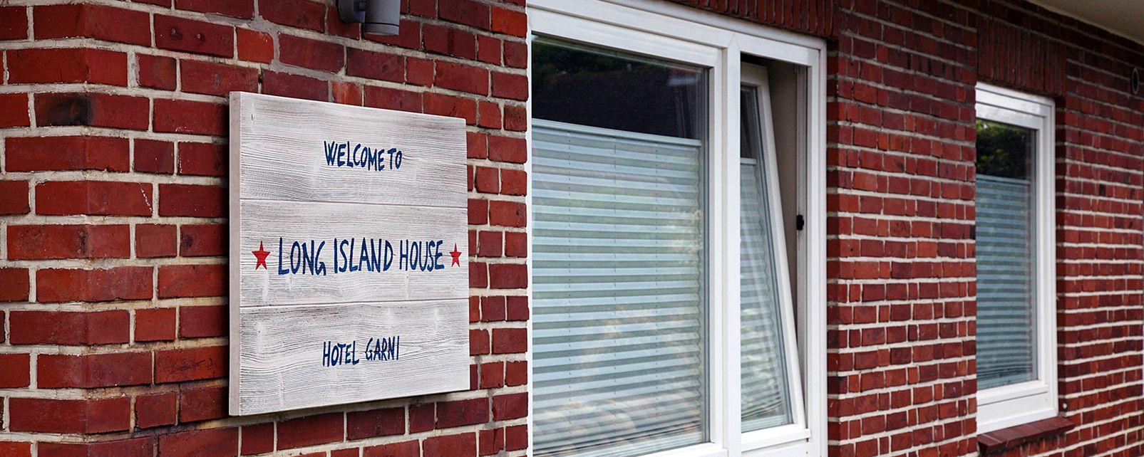 Hotel Long Island House Sylt