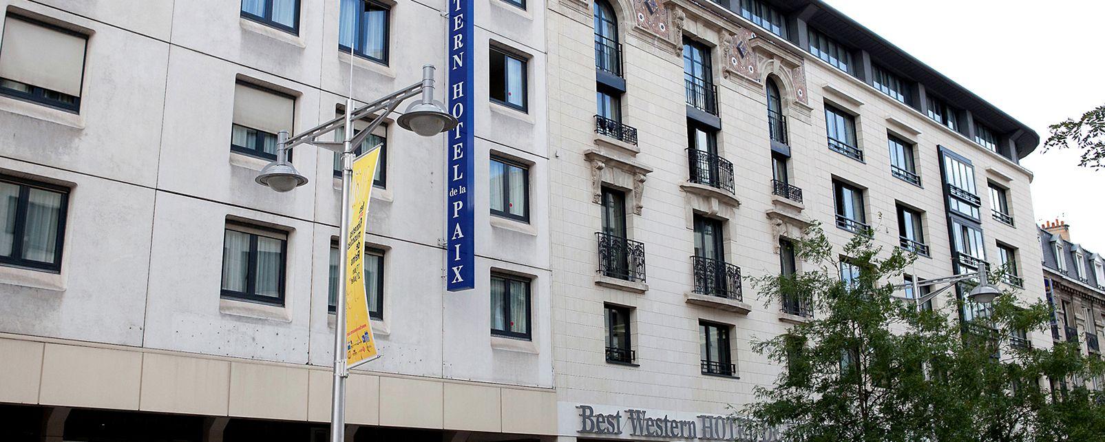 Hôtel Best Western De La Paix