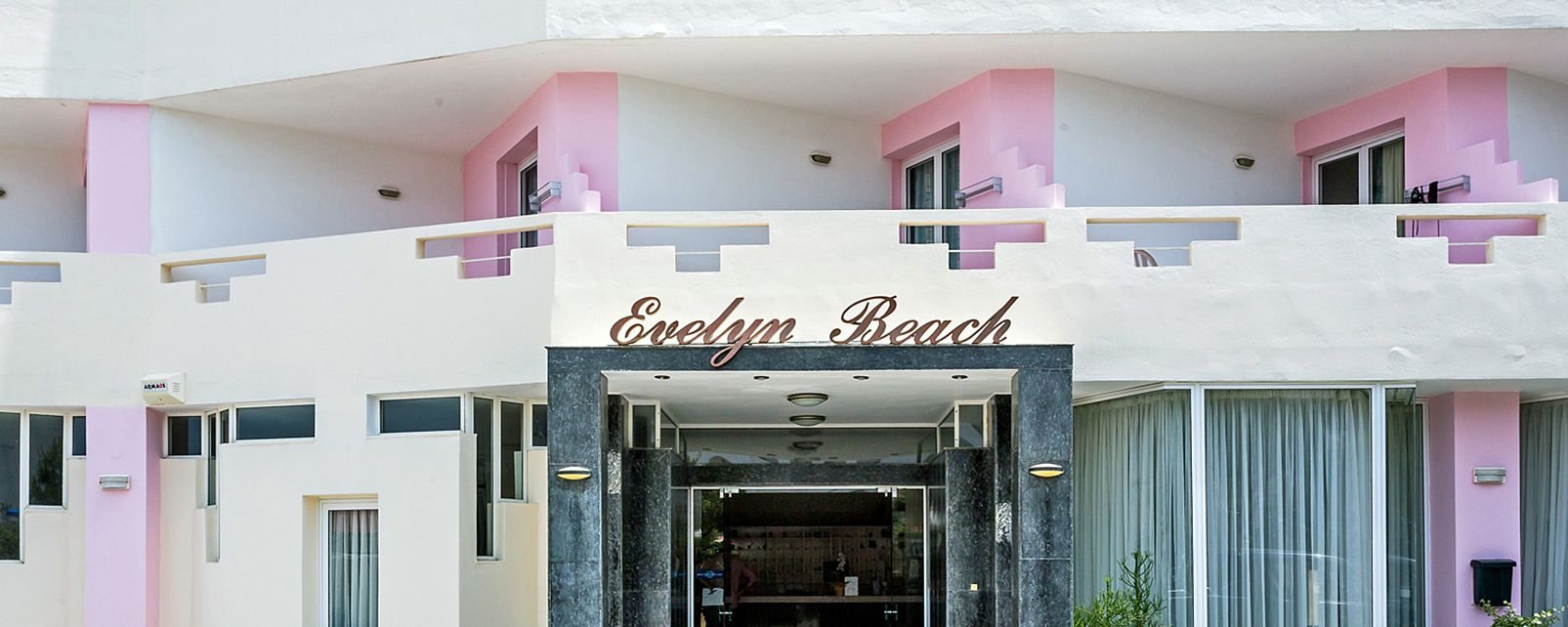 Hotel Evelyn Beach