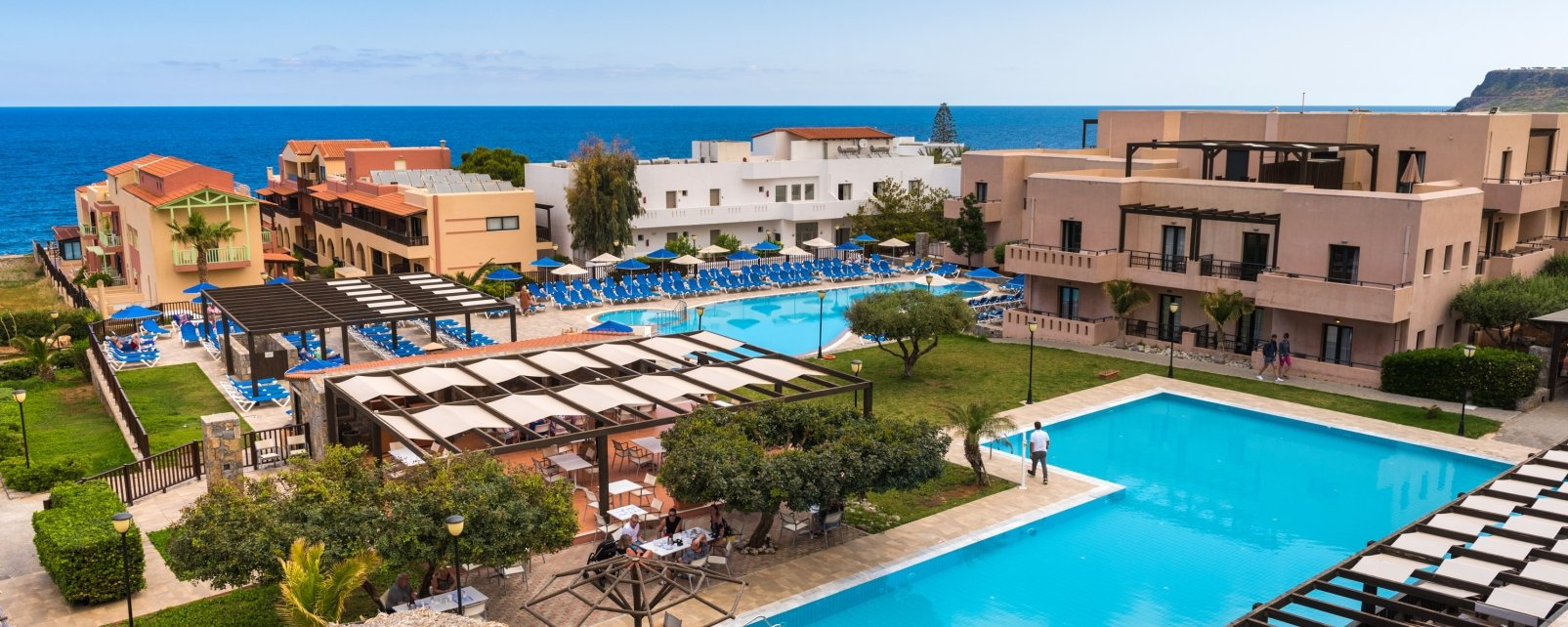 Oclub Expérience Sentido Vasia Resort & Spa