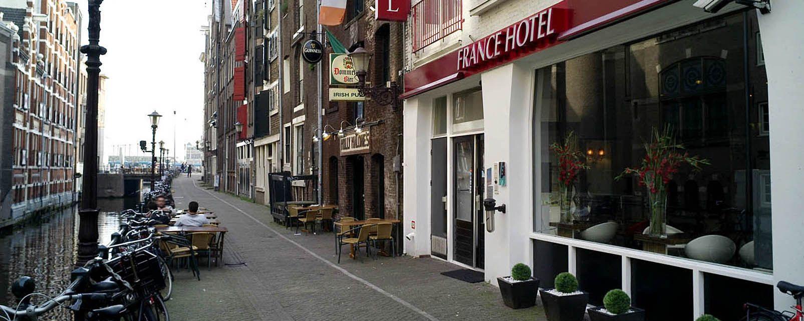 Hotel Floris France Amsterdam