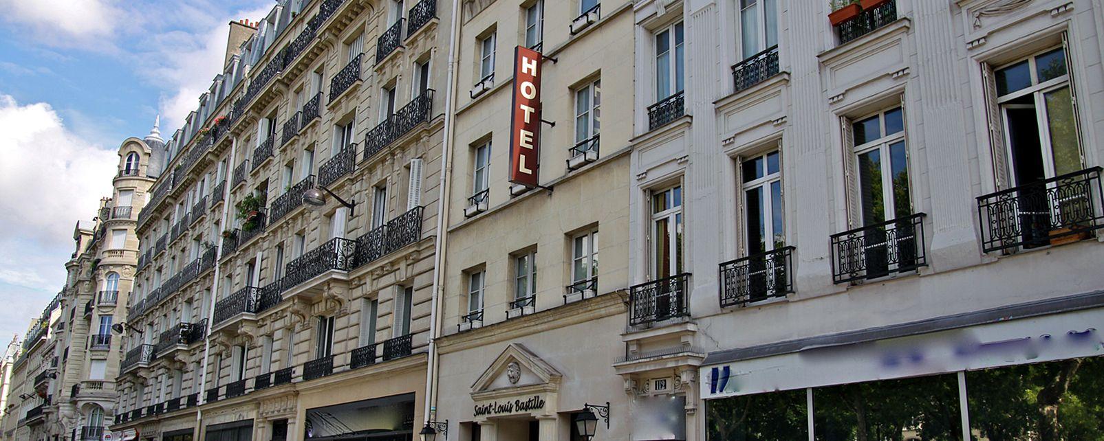 Hotel St Louis Bastille