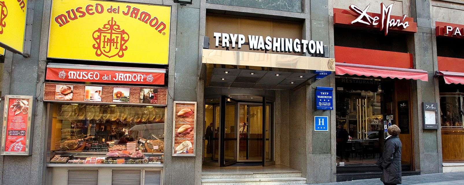 Hotel Tryp Washington