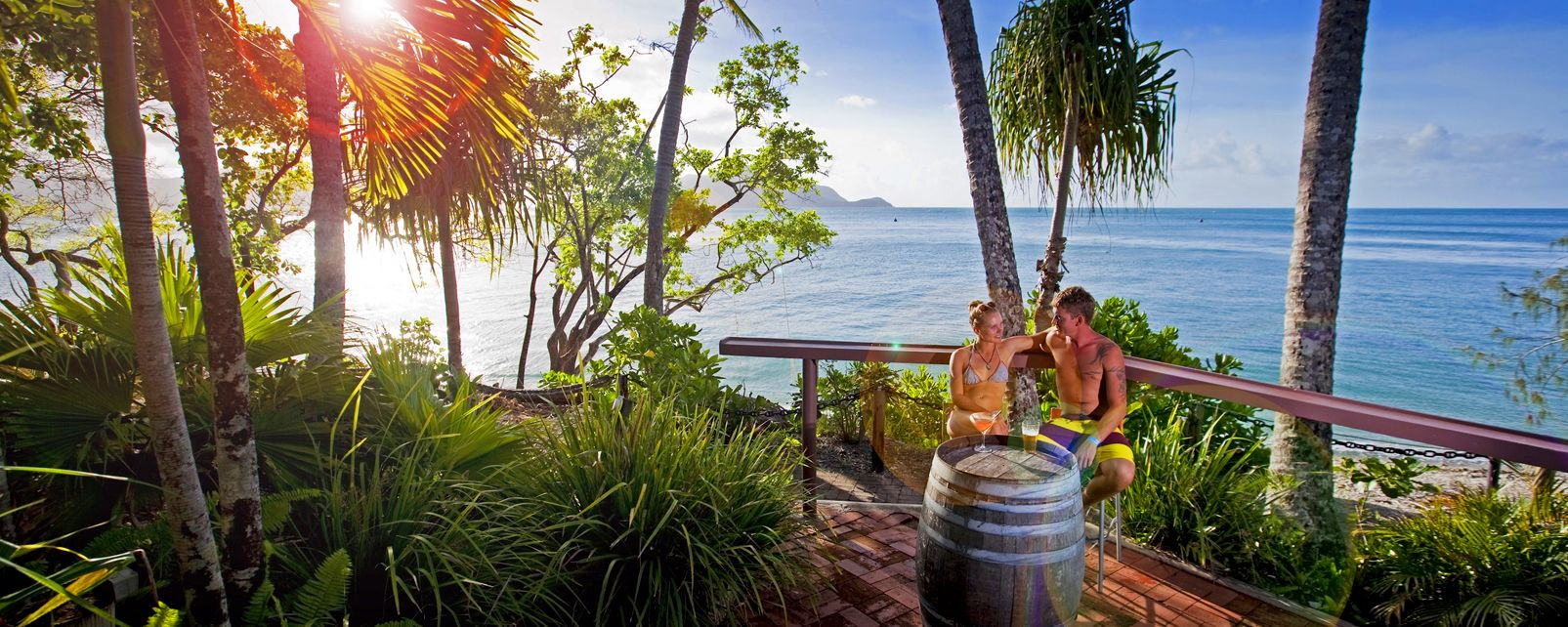 Hôtel Fitzroy Island Resort