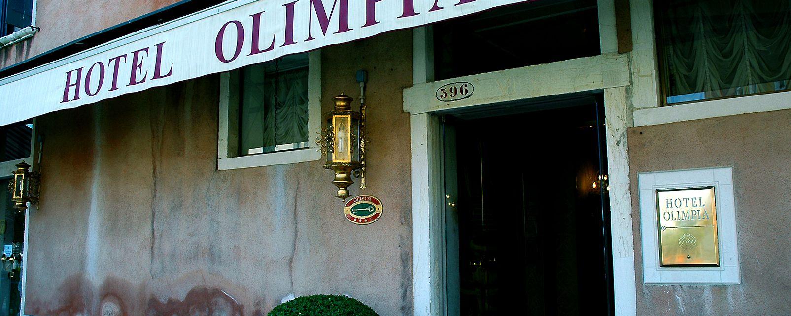 Hôtel Olimpia