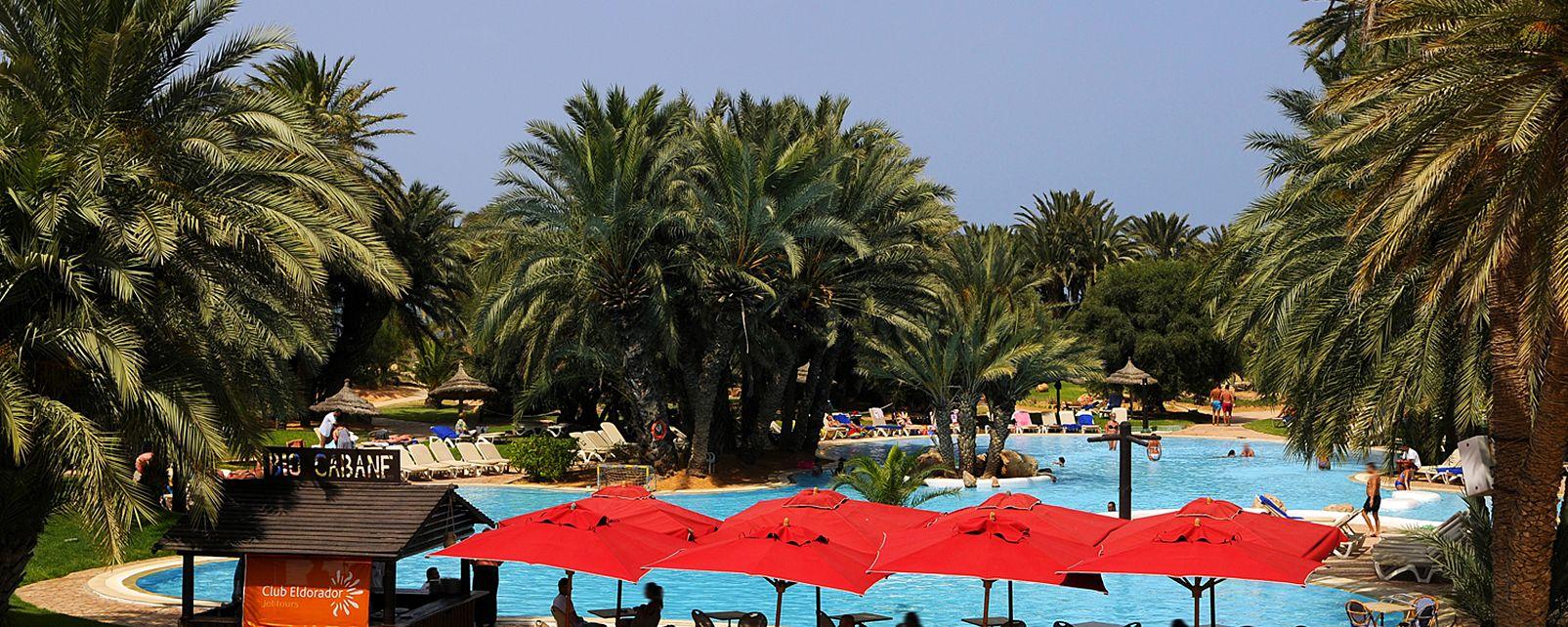 Hôtel Odyssée Resort Zarzis Thalasso