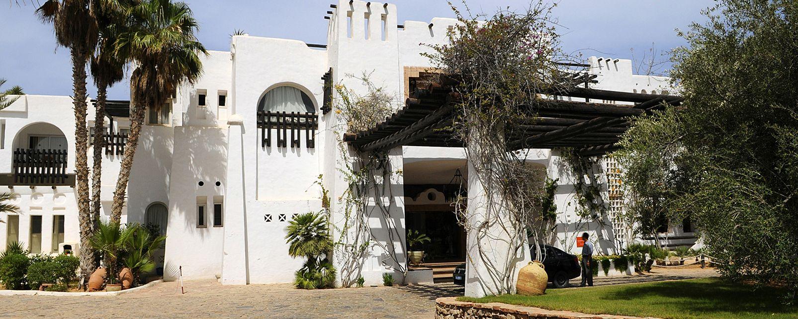 Hotel odyss e resort zarzis thalasso in for Hotels zarzis
