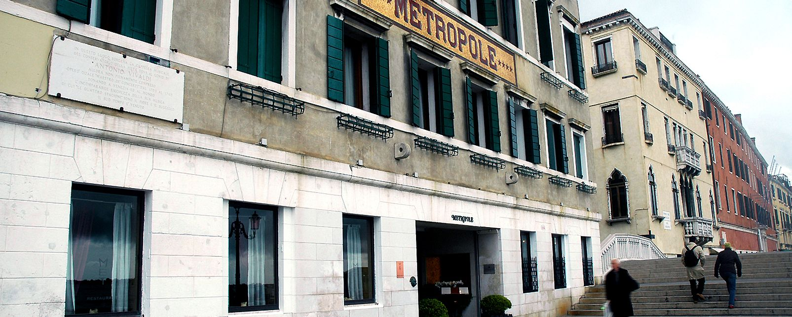Hotel metropole venise in venice italy for Hotels venise