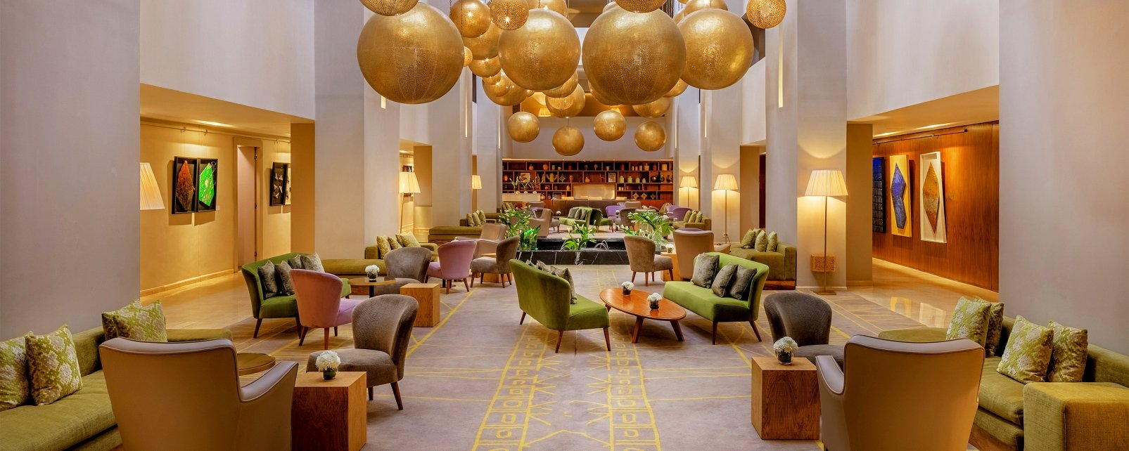 Hôtel Sofitel Marrakech Lounge and Spa