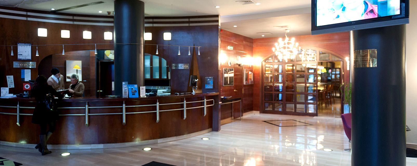 Hôtel Silken Amara Plaza