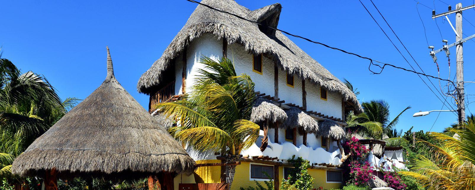 Hôtel Hotelito Casa las Tortugas