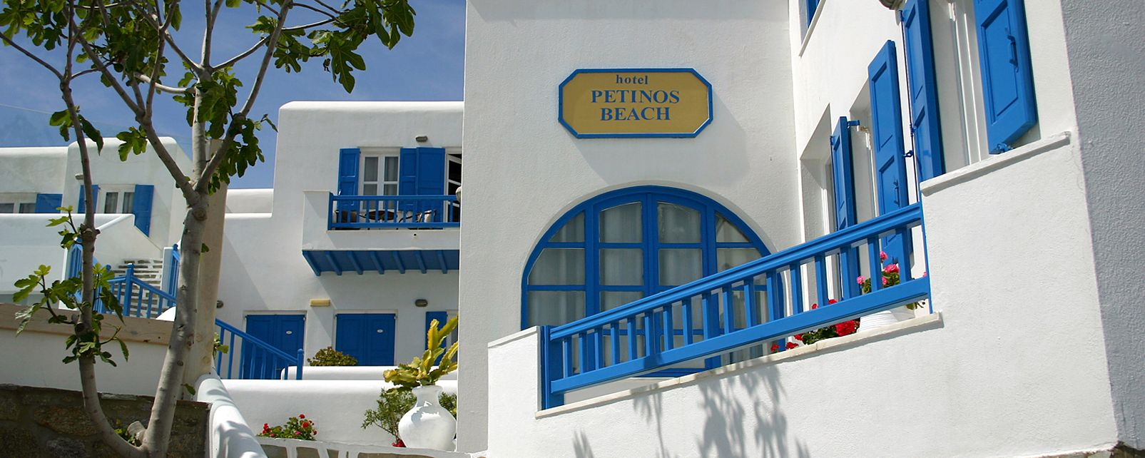 Petinos Hotel Mykonos Booking