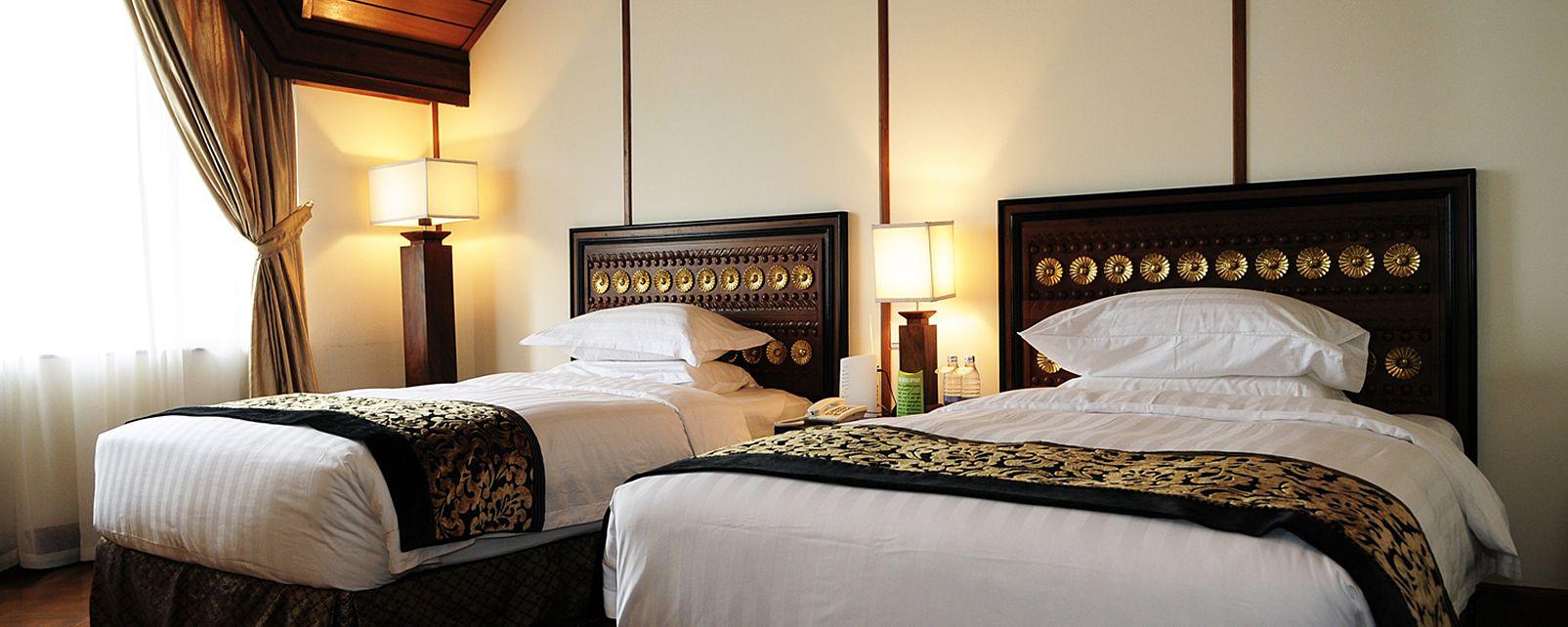 Hôtel Kandawgyi Palace Hotel Yangon