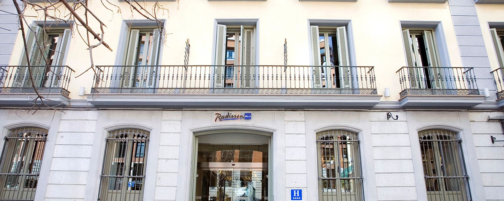 Hôtel Radisson Blu Madrid Prado