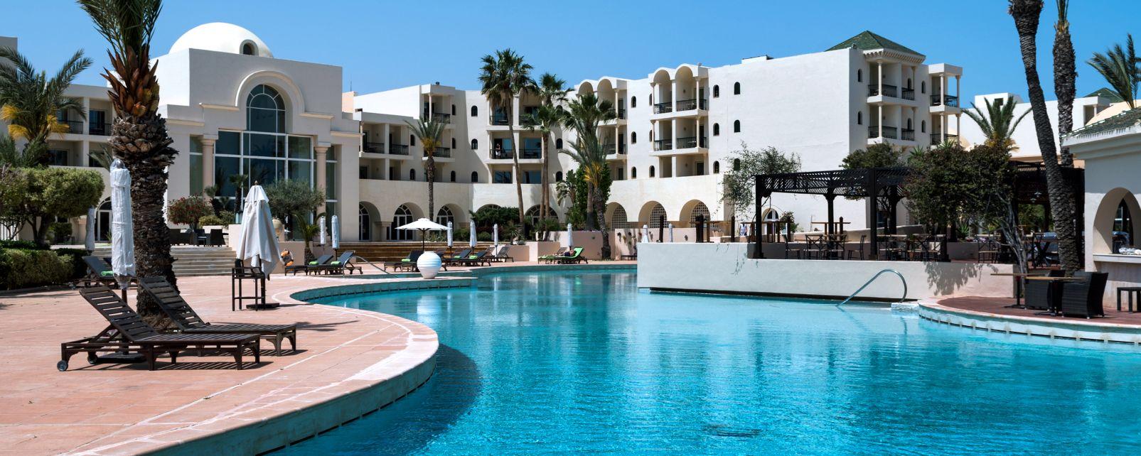 Hotel The Residence Tunis by Cenizaro
