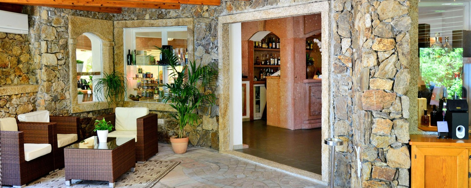 Hôtel Capo d'Orso Thalasso Spa
