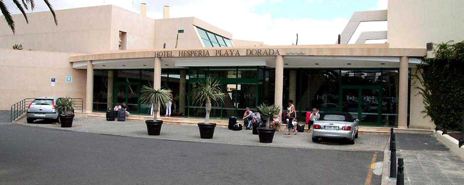 Hôtel Hesperia Playa Dorada
