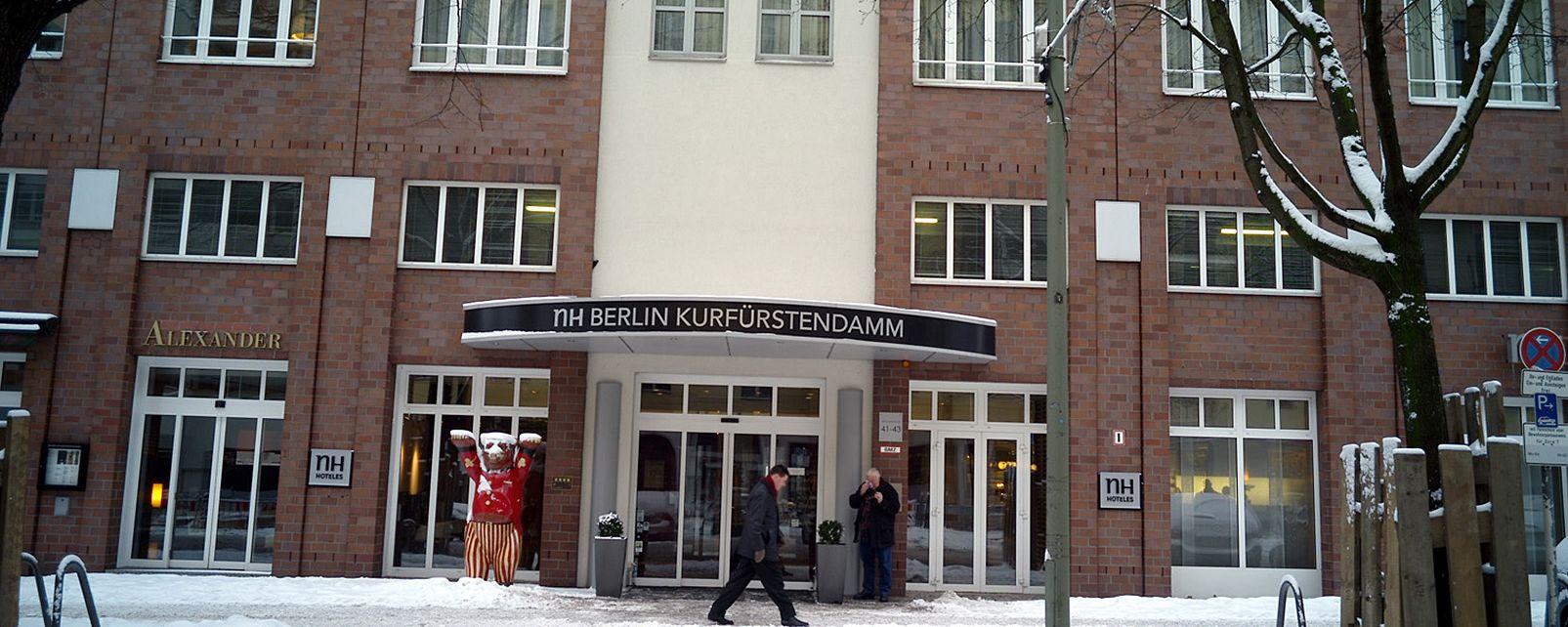 Hotel NH Berlin Kurfuerstendamm