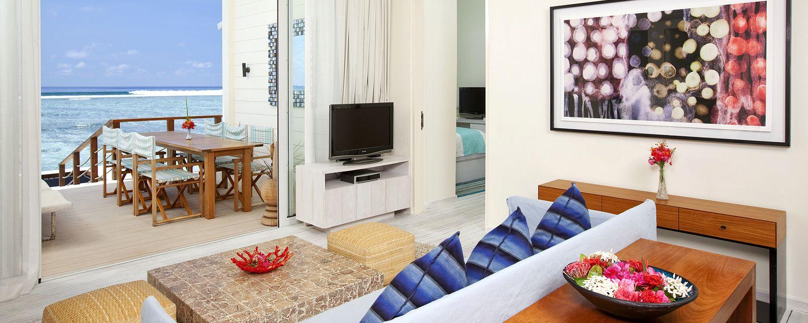 Hôtel Holiday Inn Resort Kandooma