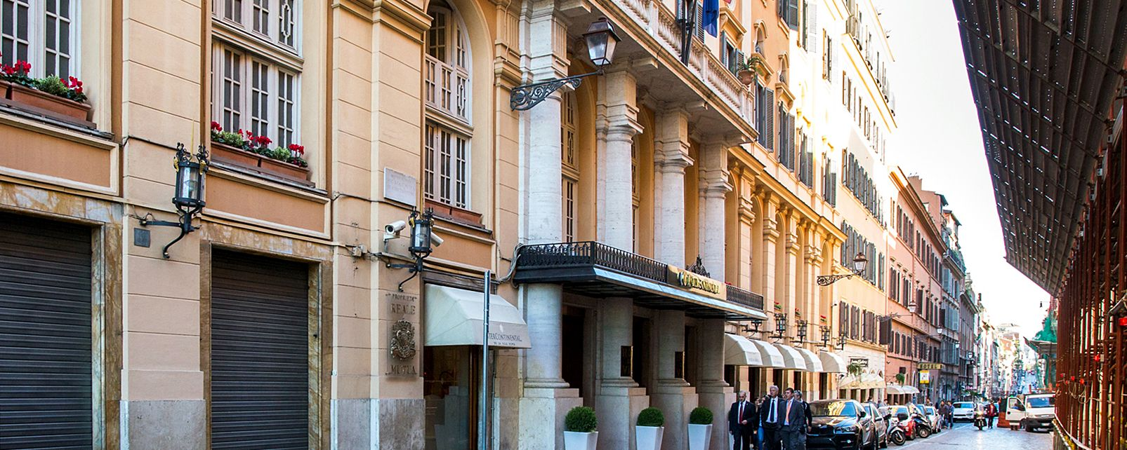 Hôtel InterContinental De La Ville Roma