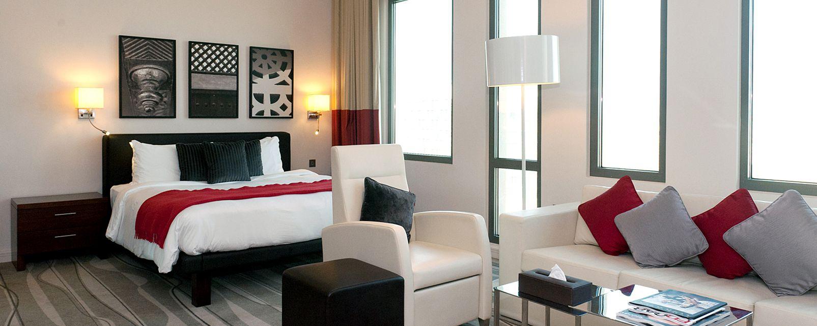 Hotel Staybridge Suites Abu Dhabi-Yas Island