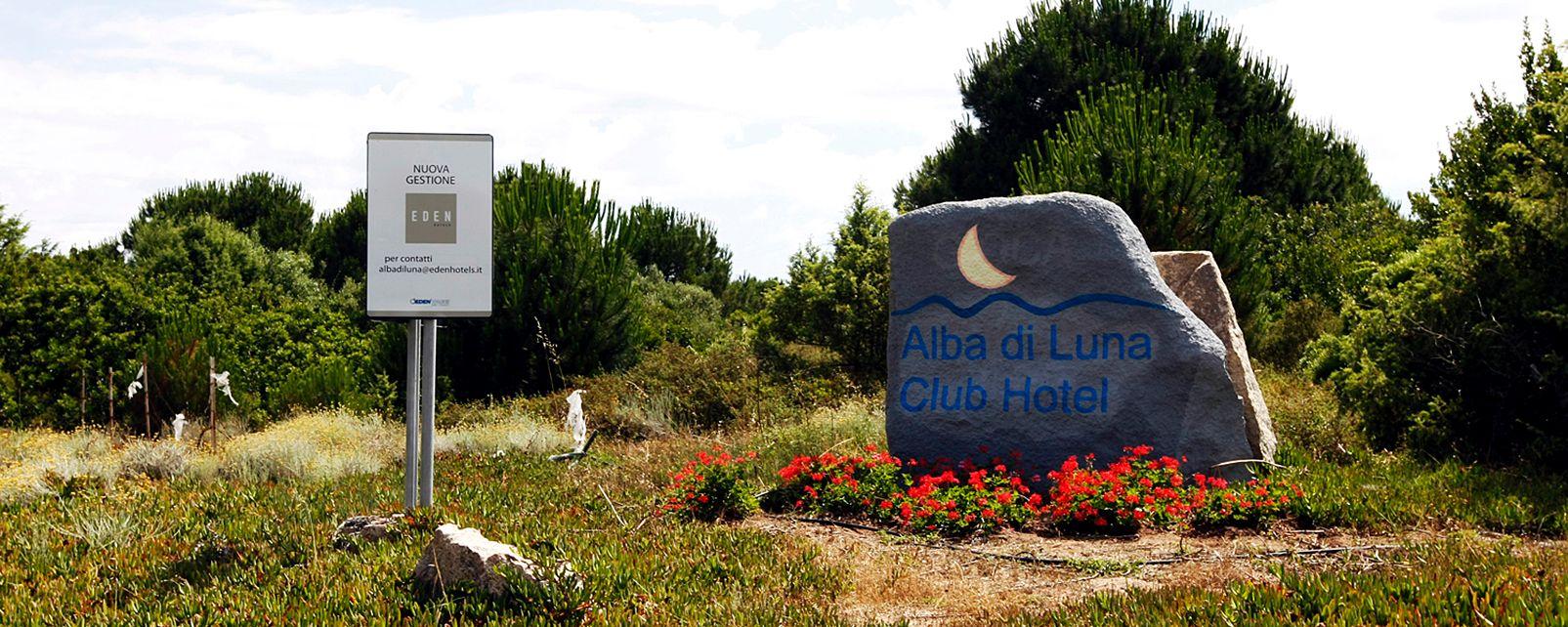 Hôtel Eden Village Alba di Luna